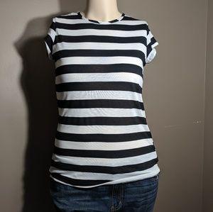 Xhilaration Stripped t-shirt size XXL